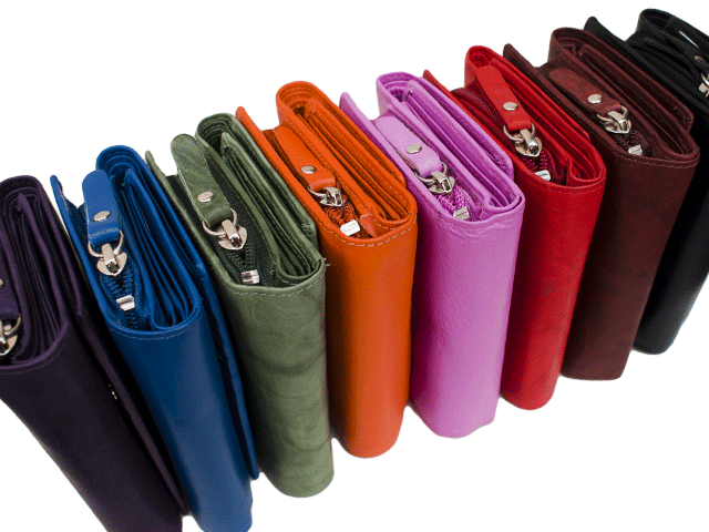 Compact size wallets