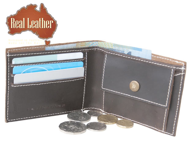 Not Zippered wallets