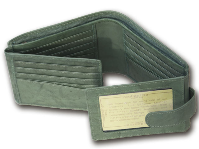 More than 20 card slots wallet
