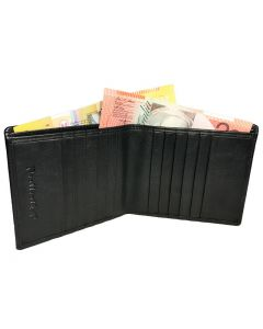 Men Wallet | Slim Wallet Leather | Thin Bi-Fold Wallet for Men | Front Pocket Wallet | Luxury Leather Wallets