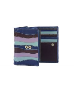 Women's Wallets | Multi Color Wallets | Women's Trifold Wallets | Ladies Luxury Wallets | Medium Size | Soft Leather Wallet